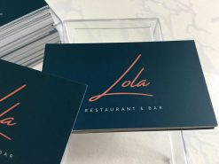 silk-laminated-business-card-name-card-printing-helixgram-design-graphic-design-printing-luxury-business-card-saigon-helixgram-design-hcm-lola-restaurant-hcm