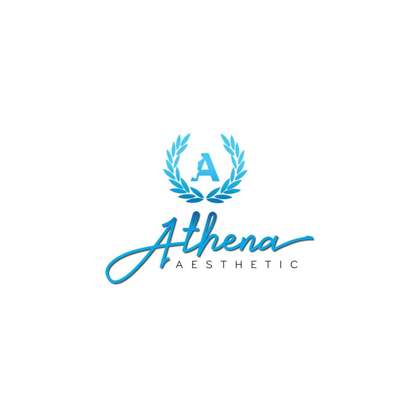 Athena-Aesthetic-logo thiết kế logo trọn bộ nhận diện thương hiệu thiết kế hình ảnh đại diện brand identity thiết kế đồ họa in ấn quảng cáo thiết kế website WordPress Helixgram