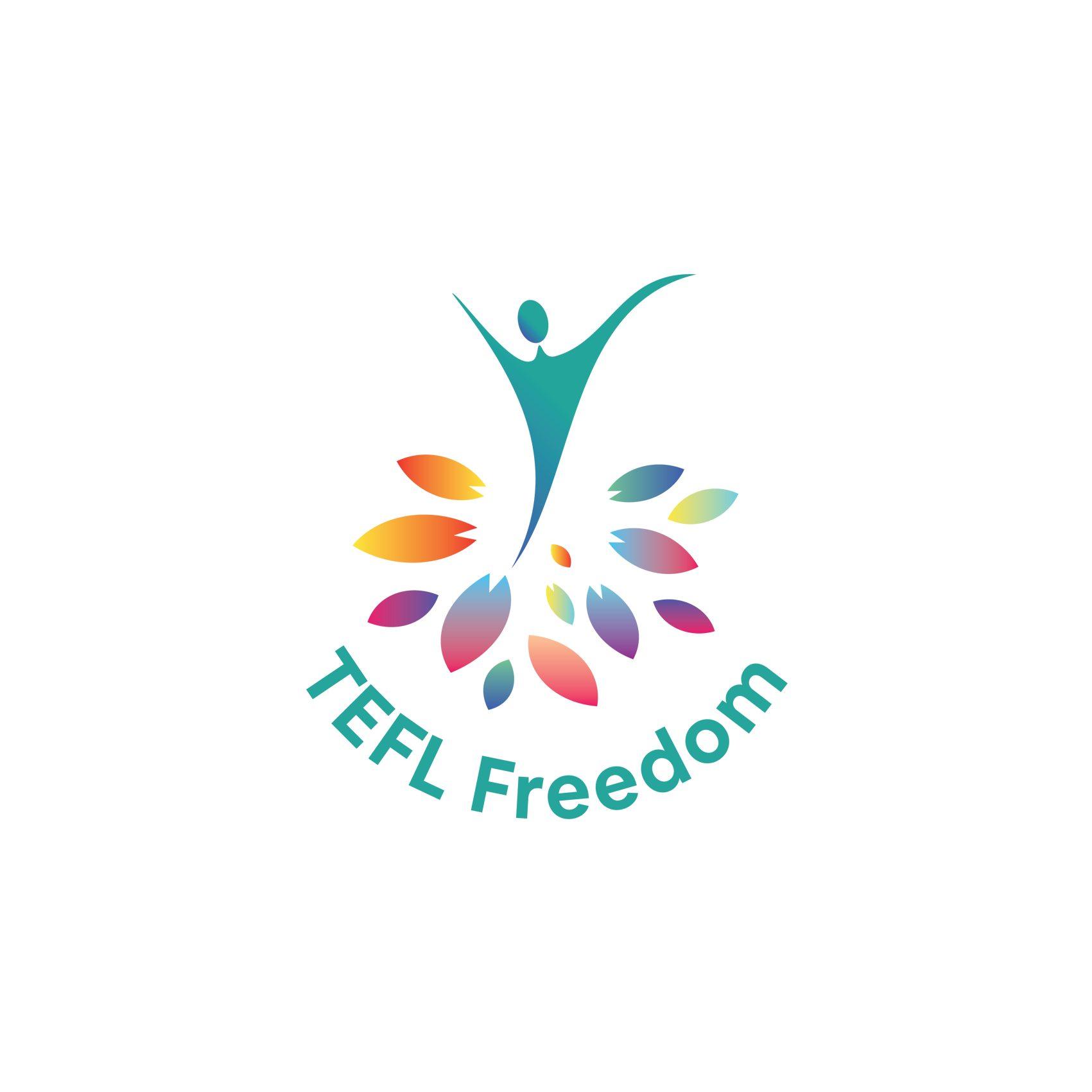 FreedomTEFLlogo thiết kế bởi Helixgram thiết kế logo trọn bộ nhận diện thương hiệu thiết kế hình ảnh đại diện brand identity thiết kế đồ họa in ấn quảng cáo thiết kế website WordPress Helixgram