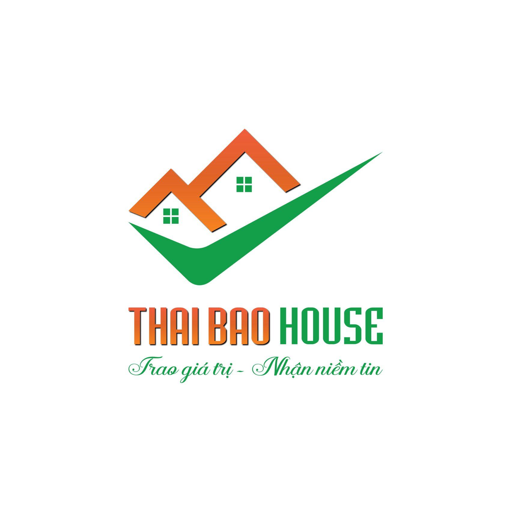 Thái-Bảo-House tư vấn đầu tư xây dựng bất động sản logo thiết kế logo trọn bộ nhận diện thương hiệu thiết kế hình ảnh đại diện brand identity thiết kế đồ họa in ấn quảng cáo Helixgram