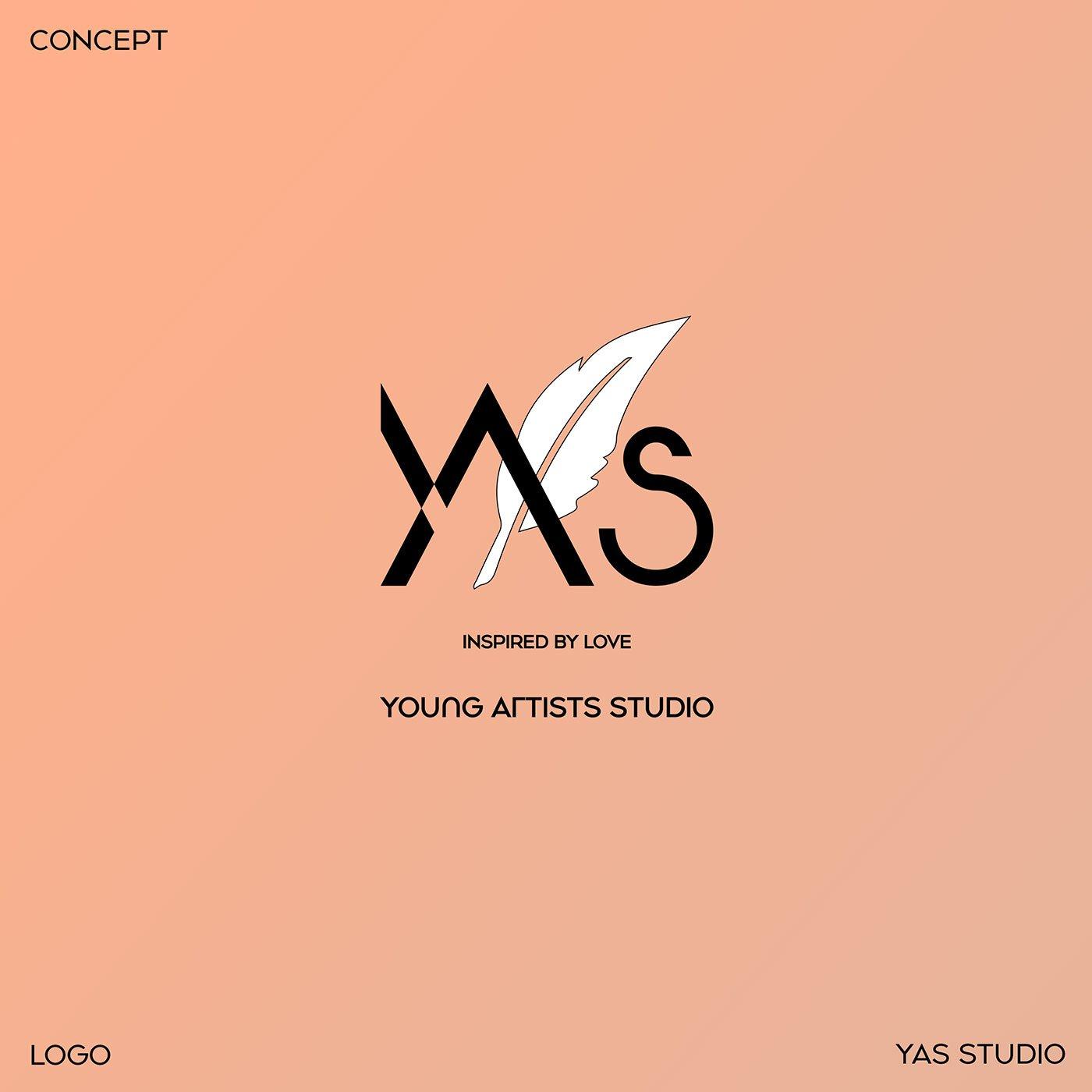 thiết kế logo YAS Young Artists Studio-quảng-bá-thương-hiệu-thiết-kế-branding-cho-thương-hiệu YAS-xây-dựng-logo-doanh-nghiệp-thiết-kế-ấn-phẩm-quảng-cáo-thương-hiệu-thiết-kế-Helixgram