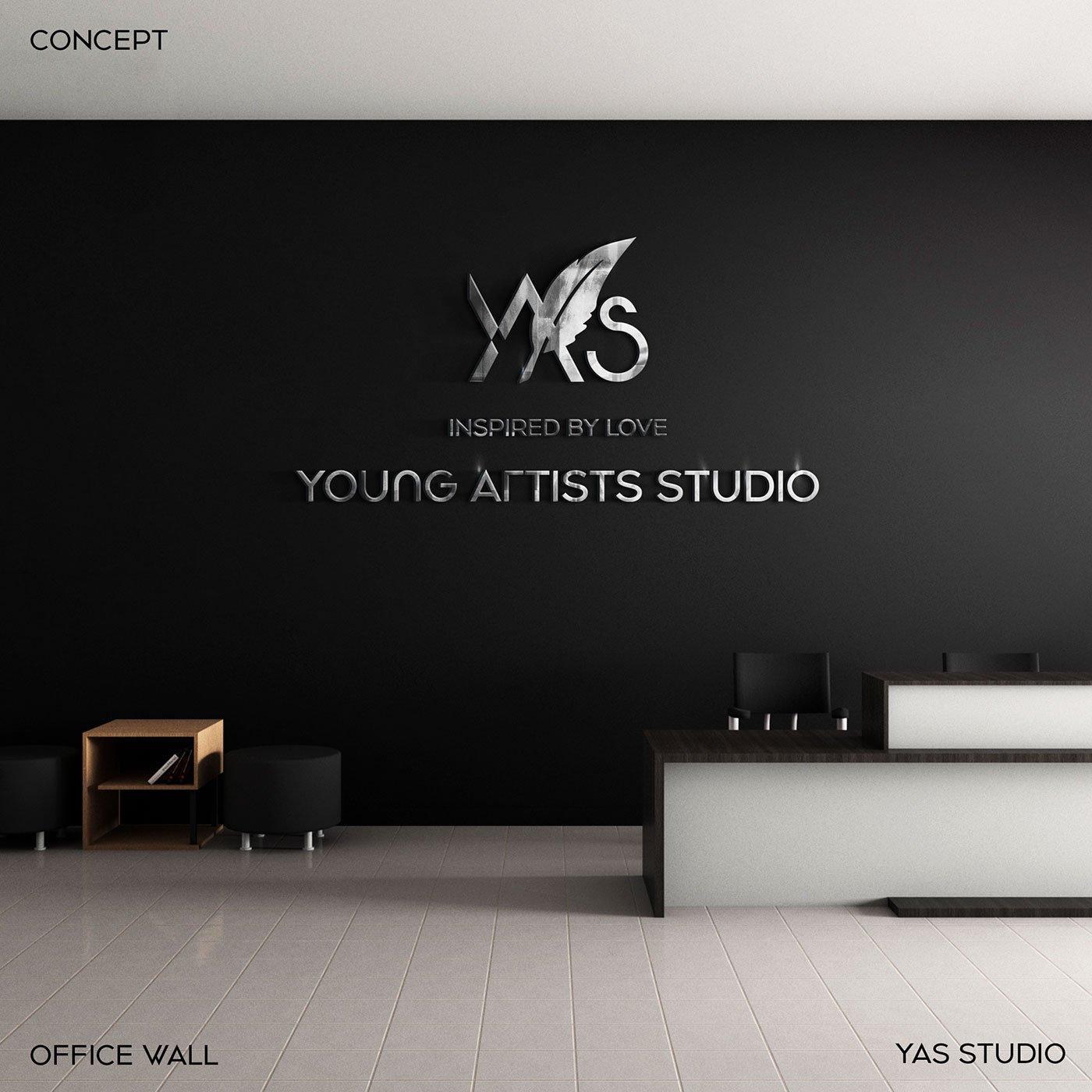 văn phòng bảng hiệu YAS Young Artists Studio-quảng-bá-thương-hiệu-thiết-kế-branding-cho-thương-hiệu YAS-xây-dựng-logo-doanh-nghiệp-thiết-kế-ấn-phẩm-quảng-cáo-Helixgram