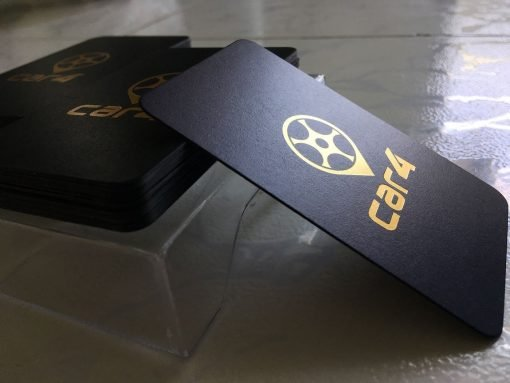Gold-metallic-foil-business-card-design-and-printing-lulxury-name-card-on-art-paper-material-printing-business-card-Saigon-by-Helixgram-Design-Ho-Chi-Minh-City