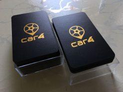 Danh thiếp ép kim vàng trên giấy mỹ thuật đen cao cấp, thiết kế và in ấn thương hiệu quảng bá sản phẩm, thiết kế bộ nhận diện và website doanh nghiệp