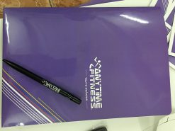 Bìa đựng hồ sơ Folder A4 cán màng bóng