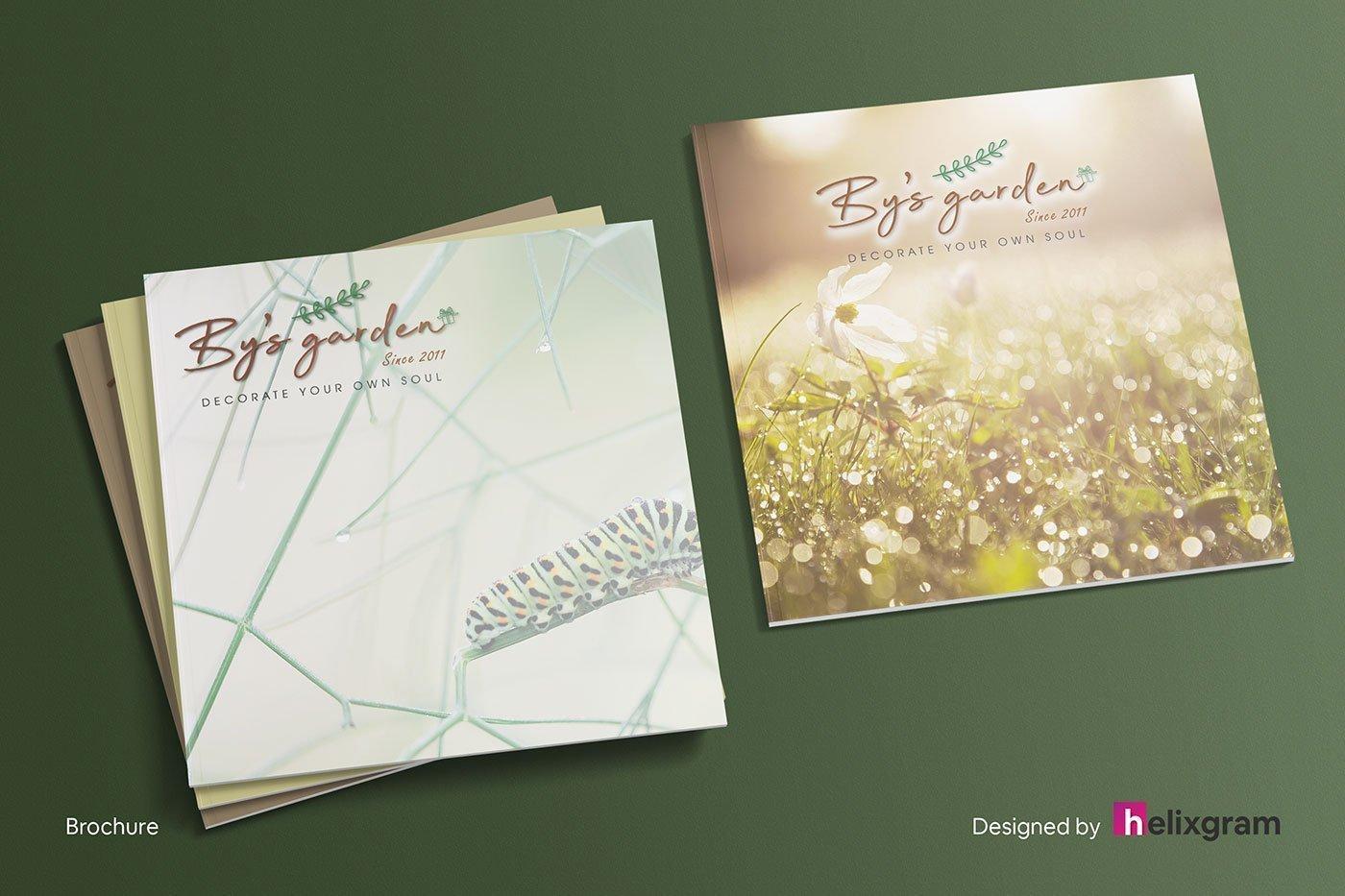 Brand-Identity-Design-Brochure-Catalogs-By's-Garden-visual-identity-design-package-corporate-identity-design-logo-design-flyer-poster-book-cover-design-web-design-digital-advertising-design-Helixgram